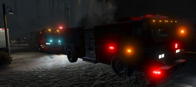 RHG's San Andreas First Response (FiveM) - Rebel Heart Gaming
